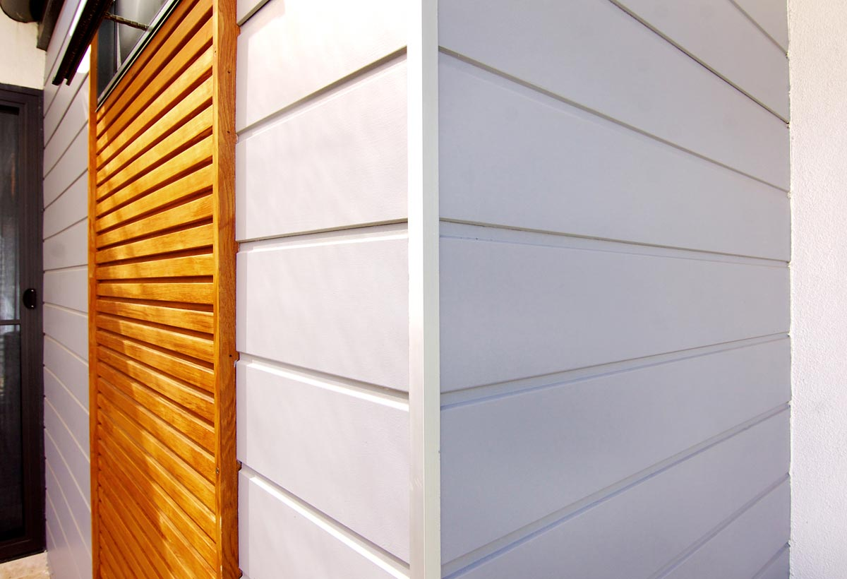 Cladding - Weathertex