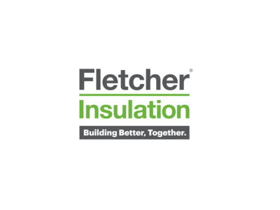 Fletcher Insulation Logo 400x300